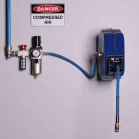 Druckluft Schlauchtrommel – Praktisches Druckluft Zubehör
